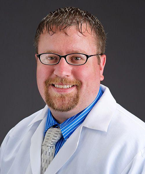 Clayton Butcher, MD headshot