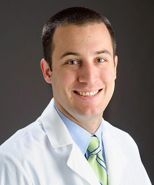 Aaron Gray, MD headshot