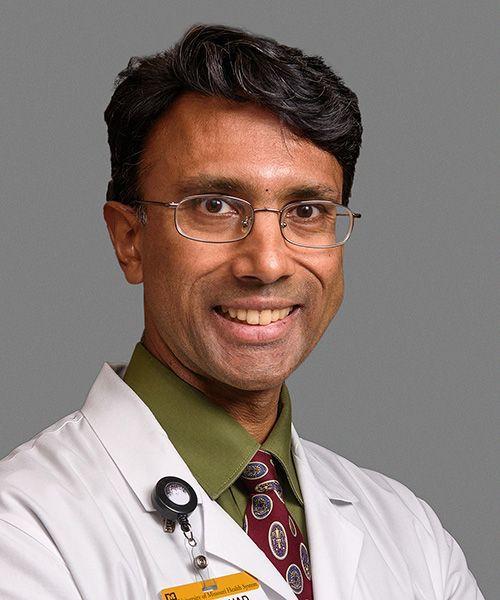 Arshad Muzaffar, MD - MU Health Care