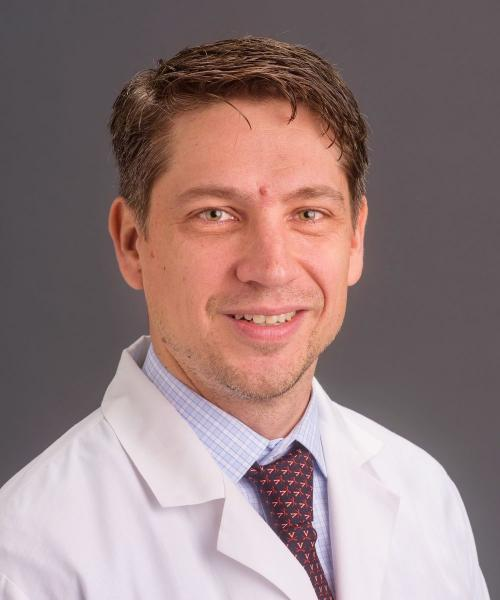 Gregory Biedermann, MD headshot