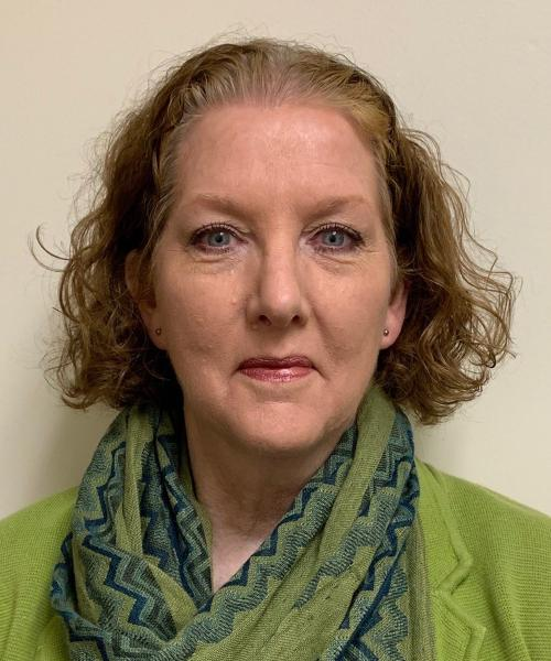 Patricia Carter, PhD headshot