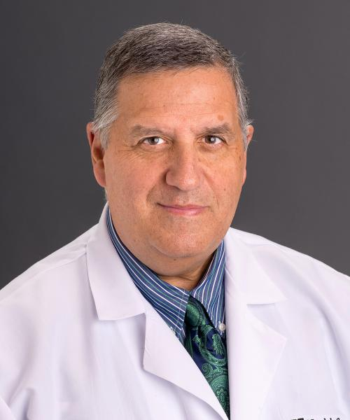 Camilo Gomez, MD headshot