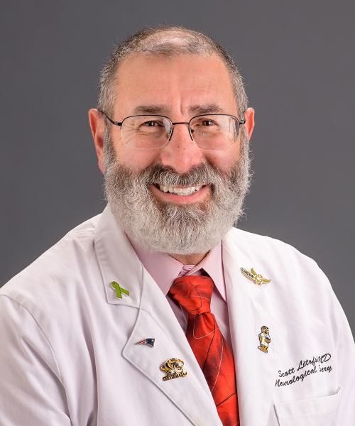 N. Scott Litofsky, MD headshot