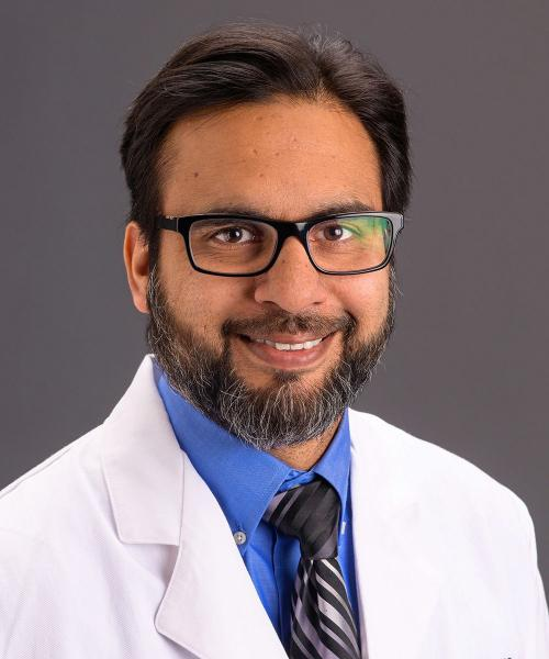 Farhan Siddiq, MD headshot