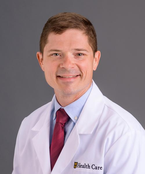 Daniel Grace, MD headshot