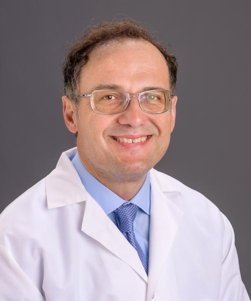 Christos Papageorgio, MD headshot