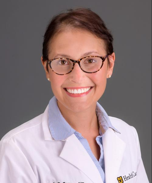 Carla Caruso, MD headshot