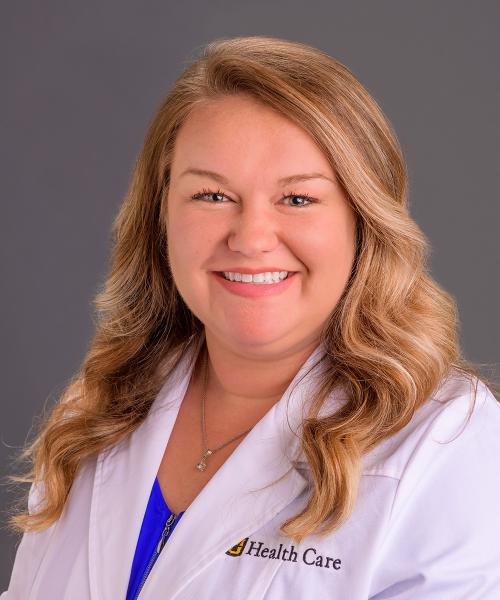 Kaci Larsen, MD headshot