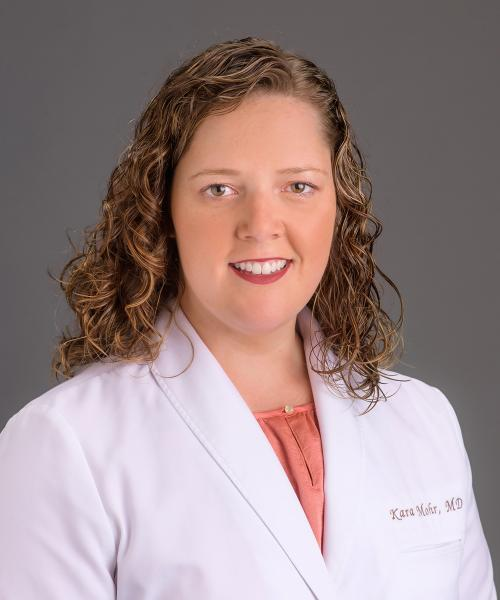Kathryn Mohr, MD headshot