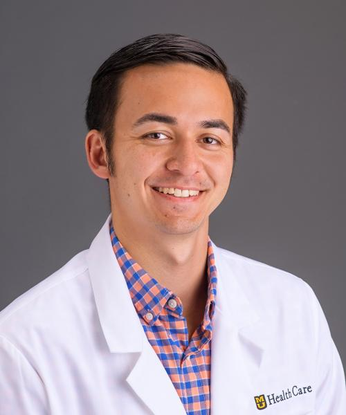 Josh Smothers, MD headshot