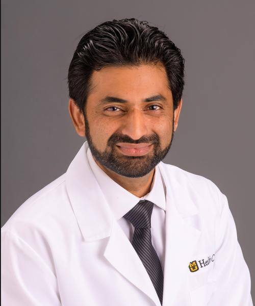 Zahid Tarar, MD headshot