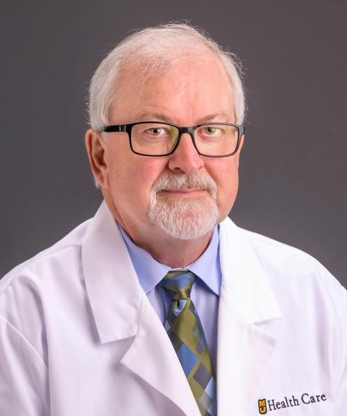 Michael Cardwell, MD headshot