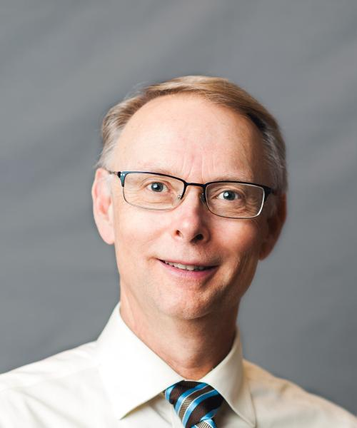 Alan Hillard, MD headshot