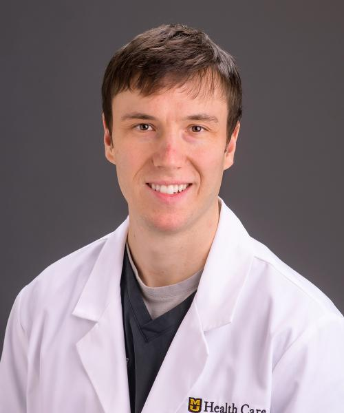 Bradley Peterson, MD headshot