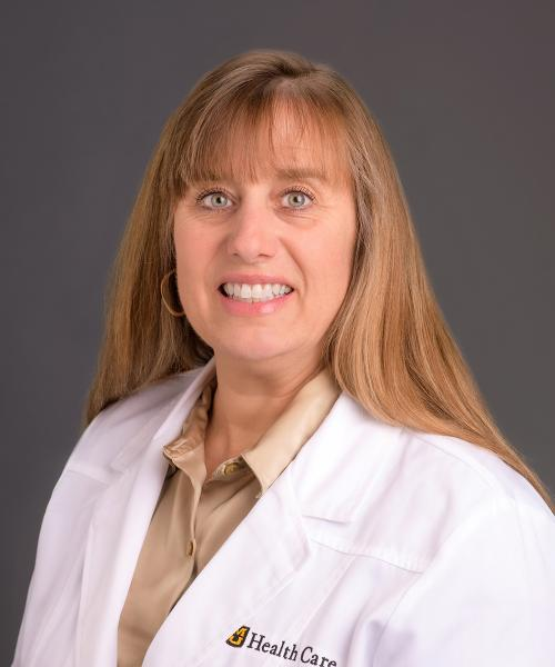 Mona Brownfield, MD headshot