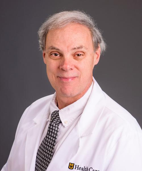Robert Koch, MD headshot