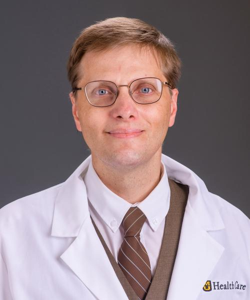 Timothy Parrett, MD headshot