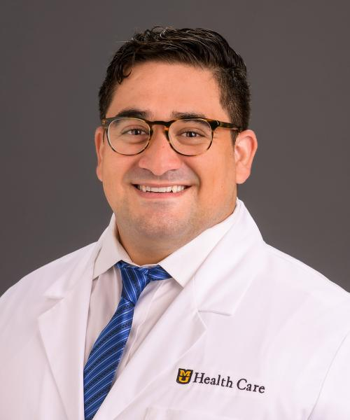 Francisco Gomez, MD headshot