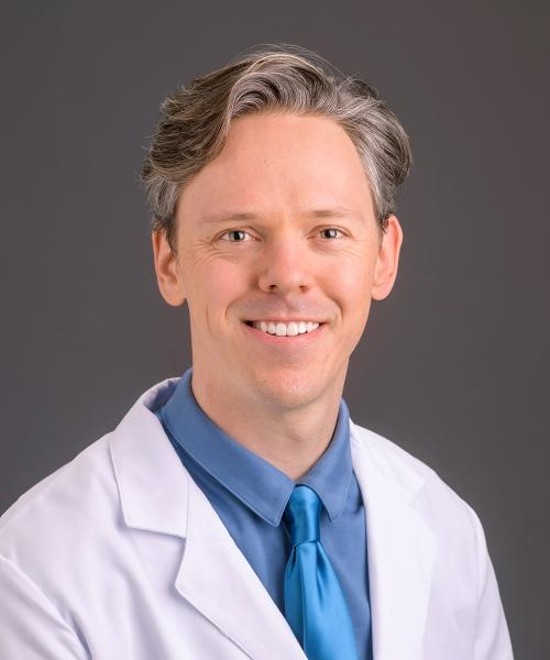 John Strand, MD headshot