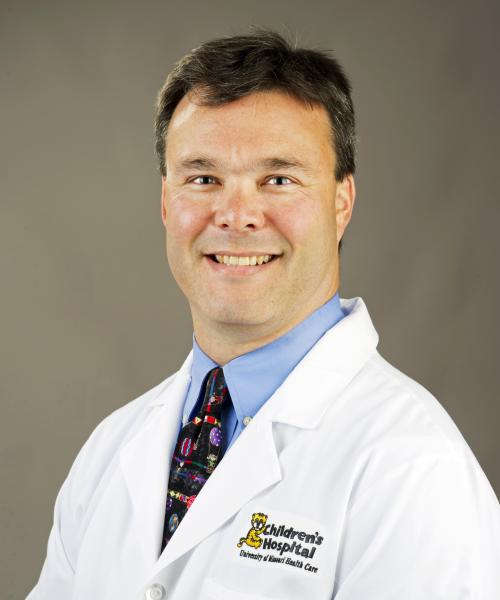 James Acton, MD headshot