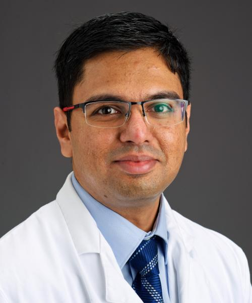 Sudarshan Balla, MD headshot