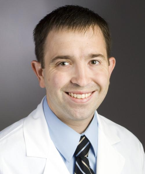 Nathan Beucke, MD headshot