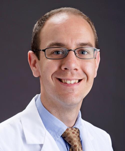 Lucas Buffaloe, MD headshot