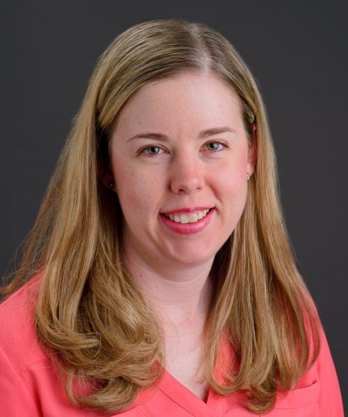 Sarah Calhoun, MD headshot