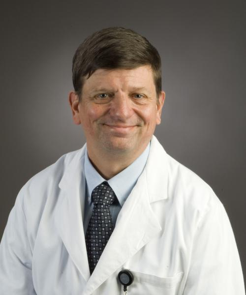 Carl Stacy, MD headshot