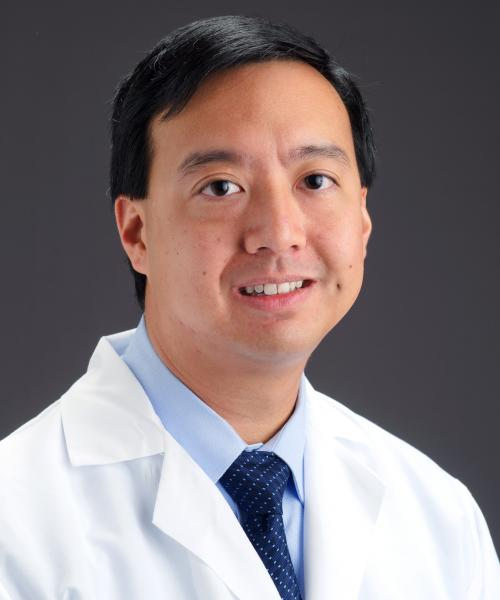 Albert Chan, MD headshot