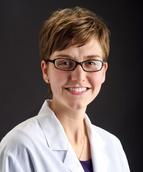 Megan Clary, MD headshot