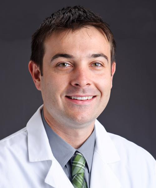 Ryan Davis, MD headshot