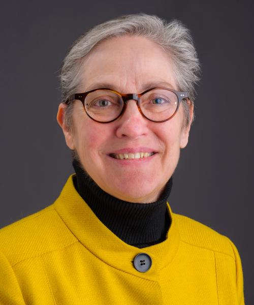 Mary Dohrmann, MD headshot