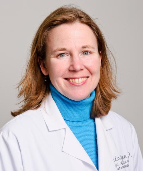 Carla Dyer, MD headshot
