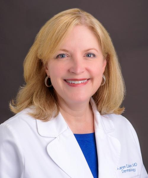 Karen Edison, MD headshot