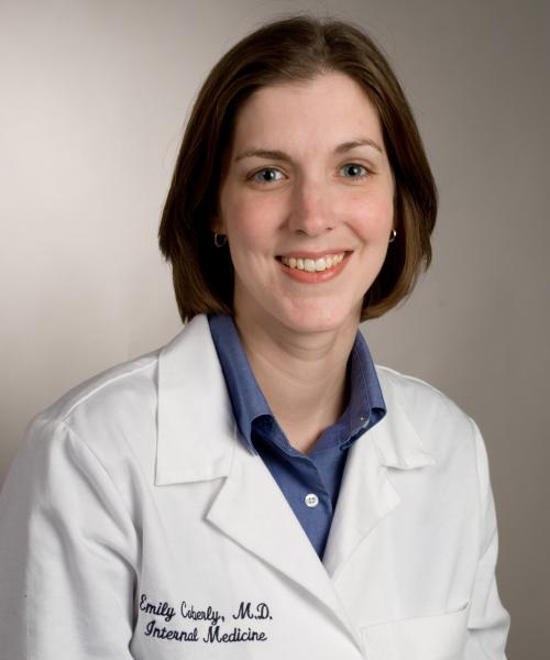 Emily Coberly, MD headshot