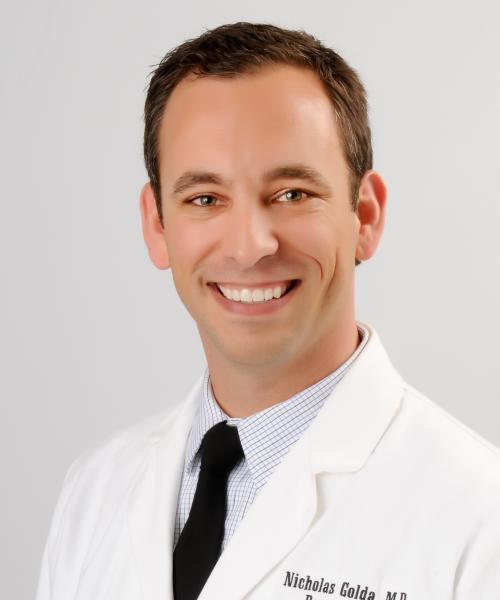 Nicholas Golda, MD - MU Health Care