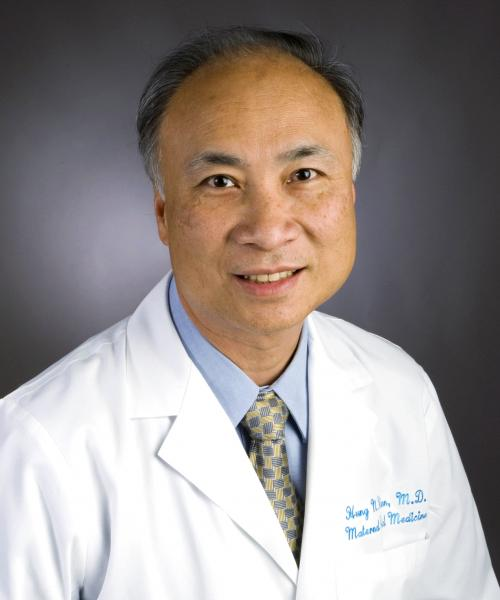 Hung Winn, MD headshot