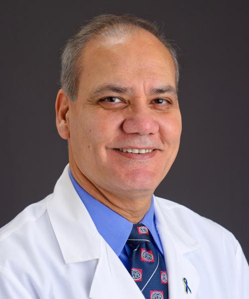 Jamal Ibdah, MD, PhD headshot