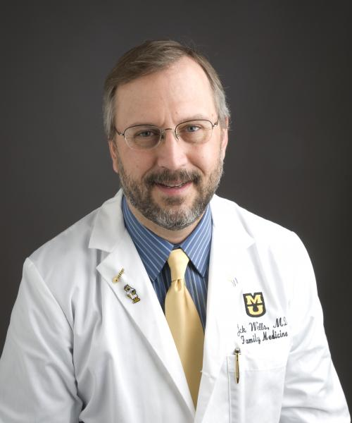 Jack Wells, MD headshot