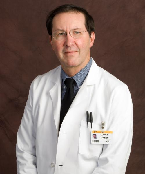 James Green, MD headshot