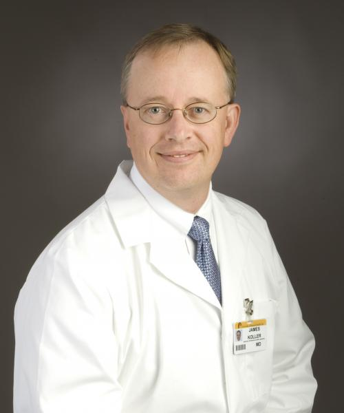 James Koller, MD headshot