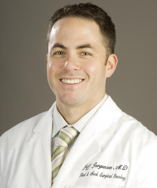 Jeffrey Jorgensen, MD headshot