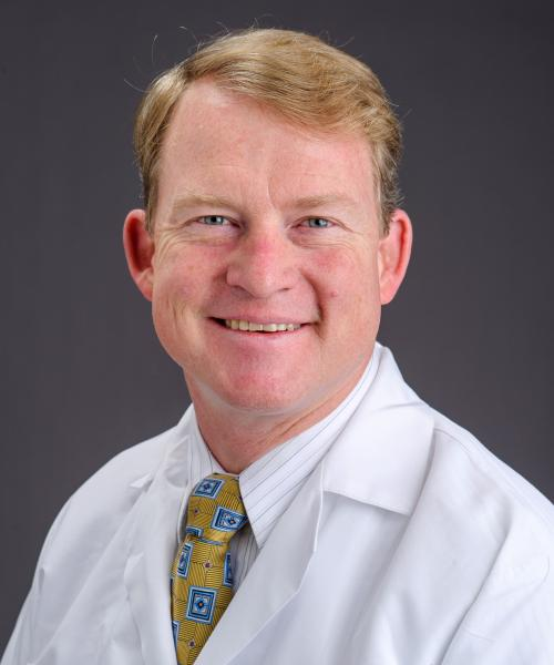 James Keeney, MD headshot