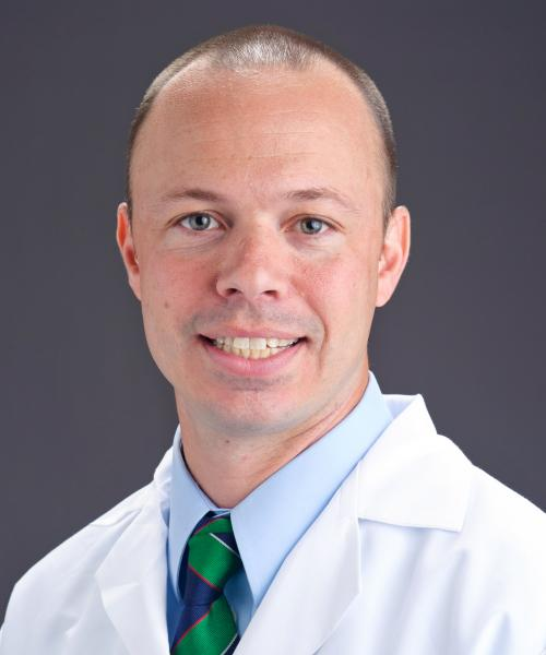 Jacob Kesterson, MD headshot