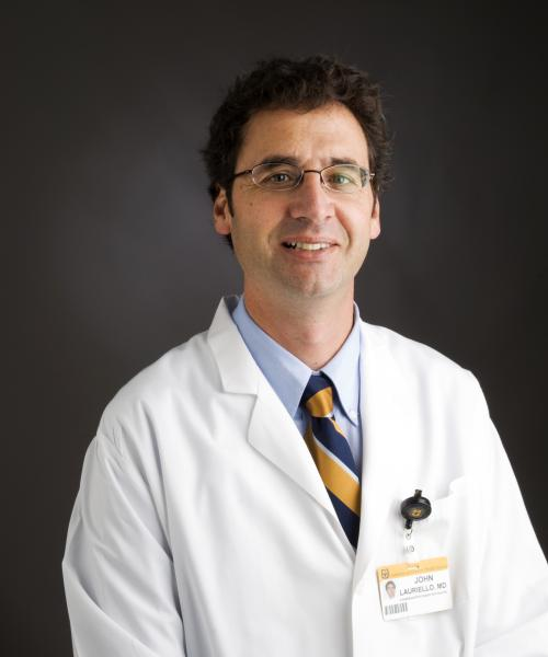 John Lauriello, MD headshot