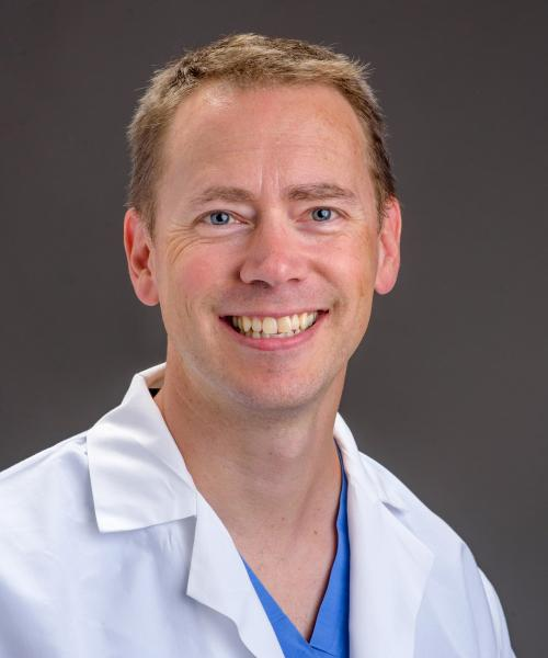 Gregory Manske, MD headshot