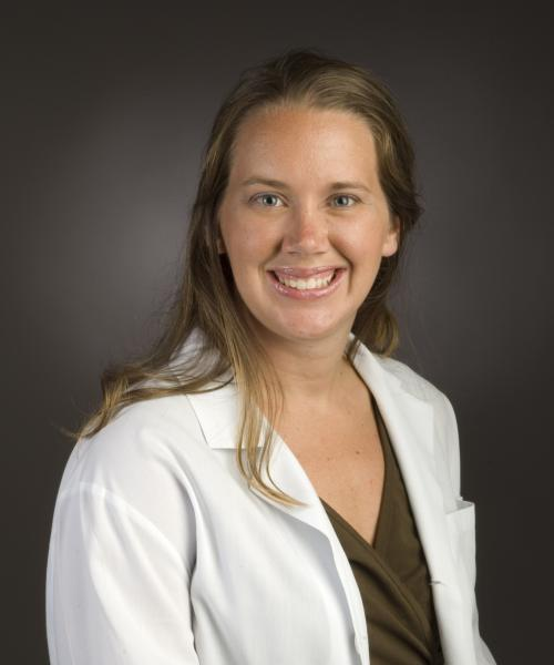 Melinda Hecker, MD headshot