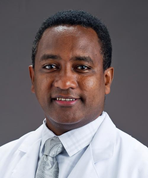 Fassil Mesfin, MD, PhD headshot