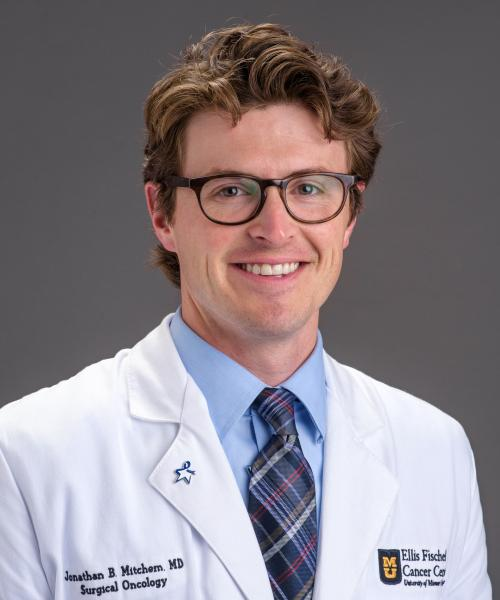 Jonathan Mitchem, MD headshot